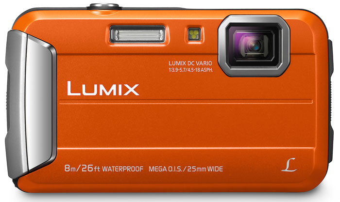 Foto Lumix FT30