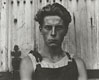 Foto Paul Strand, Young Boy (Jugendlicher), Gondeville, Charente, France, 1951