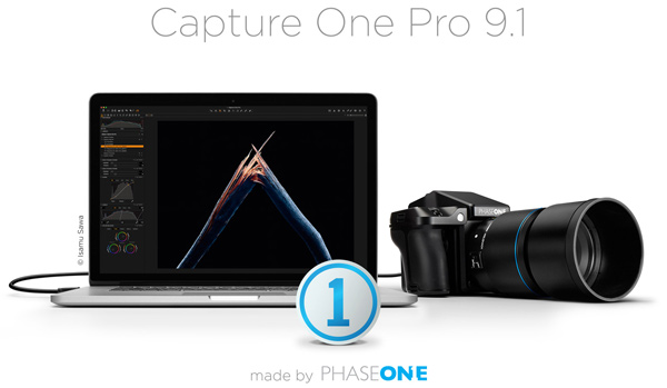 Capture One Pro 9.1