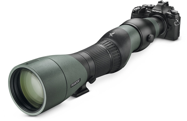 Für digiscoping swarovski optik bringt adapter tls apo mm