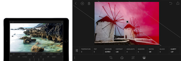 Lightroom mobile for iOS