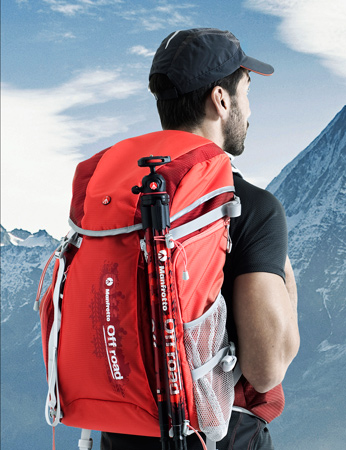 Off-Road-Wanderrucksack