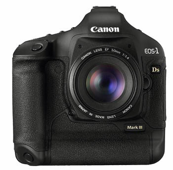 EOS-1Ds Mark III mit 1,4/50