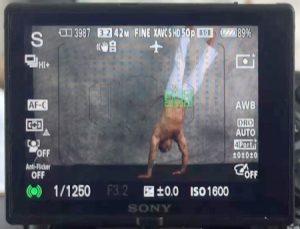 Sony Alpha 99 II AF-Test