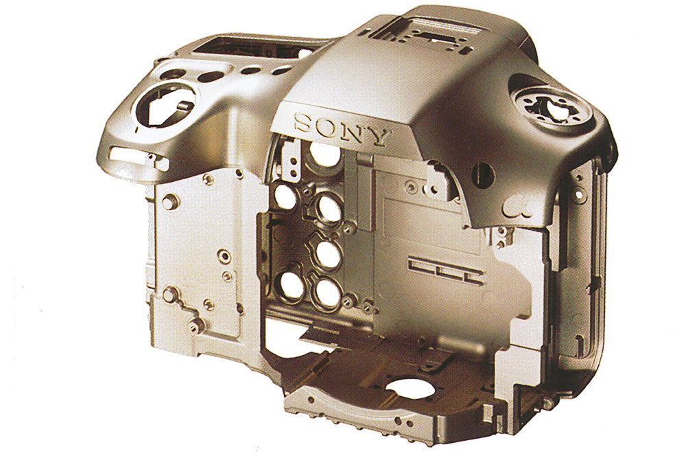 Sony Alpha 99 II Chassis