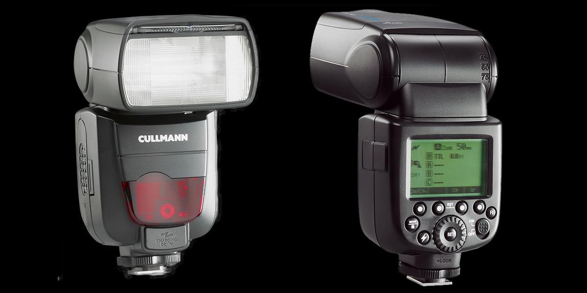 Neu von Cullmann: Blitzgerät CUlight FR 60