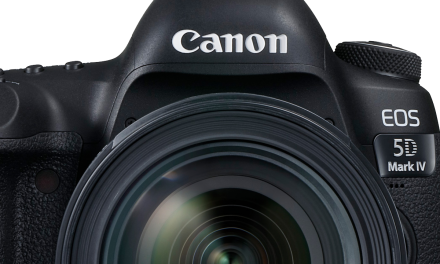 Canon stellt Kleinbild-DSLR EOS 5D Mark IV vor