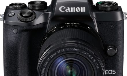 Neu von Canon: Spiegellose Systemkamera EOS M5