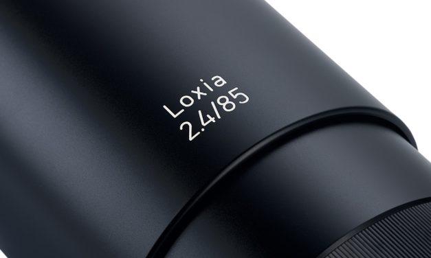 Zeiss stellt Loxia 2.4/85 vor