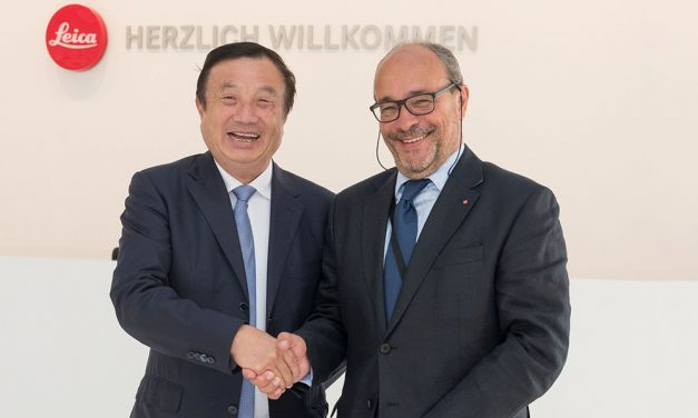 Leica und Huawei gründen gemeinsames Forschungszentrum