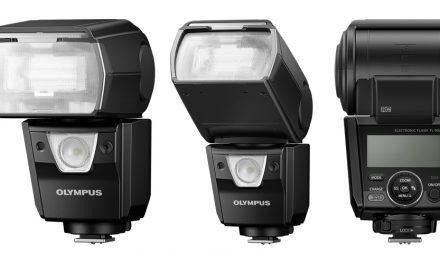 Olympus kündigt Blitzgerät FL-900R an