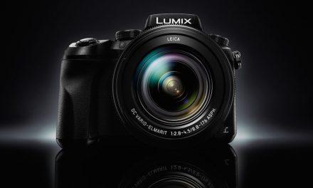 Neue Bridgekamera: Panasonic Lumix DMC-FZ2000