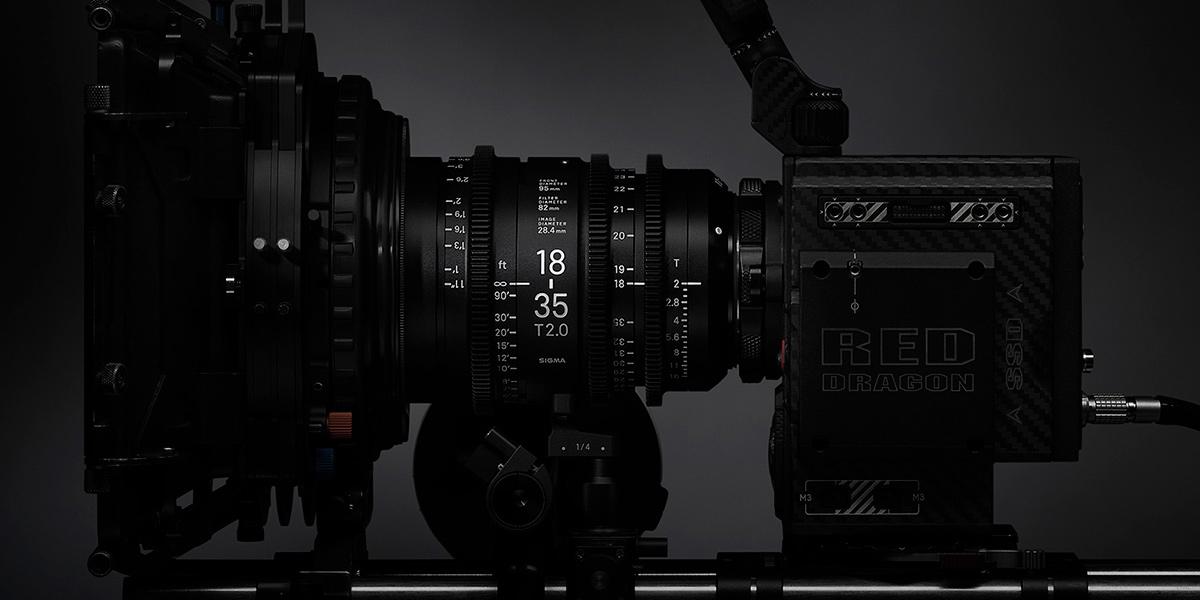 Sigma bringt Cine-Objektive auf den Markt