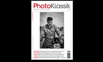 PhotoKlassik IV-2016 ab morgen am Kiosk