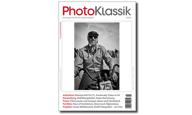 Photo­Klassik IV-2016 ab morgen am Kiosk