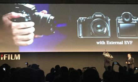Fujifilm kündigt digitales Mittelformatsystem GFX an