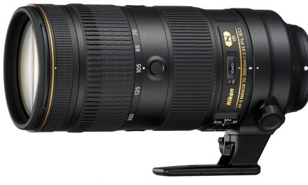 Neu von Nikon: AF-S Nikkor 70–200 mm 1:2,8E FL ED VR