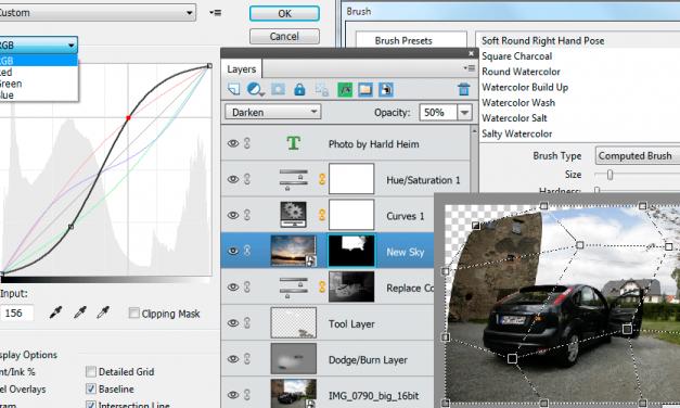 ElementsXXL 4: Über 600 neue Funktionen für Photoshop Elements