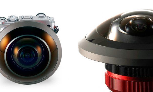 Entaniya entwickelt Fisheye-Objektive mit 250 Grad Bildwinkel