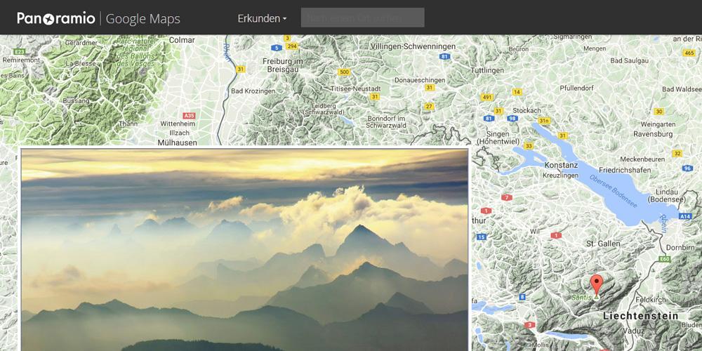 Google stellt Fotodienst Panoramio ein