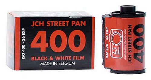 JHC Street Pan 400