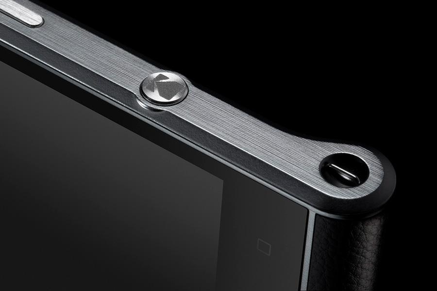 Kodak Ektra Smartphone Auslöser