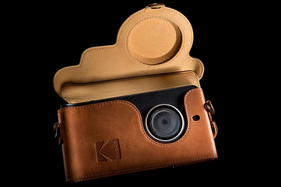 Kodak Ektra Smartphone Hülle