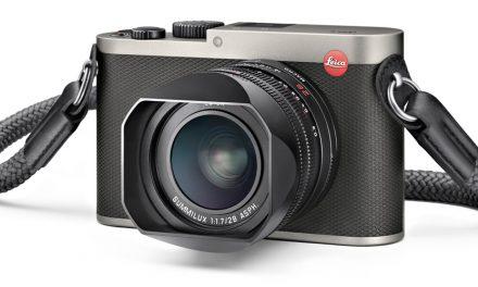 Leica Q (Typ 116) in Titanfarbe