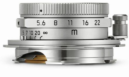 Leica legt legendäres Summaron-M 1:5,6/28 mm neu auf
