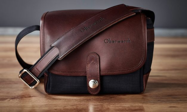 Oberwerth Frankfurt: Edle Fototasche für die größere Ausrüstung