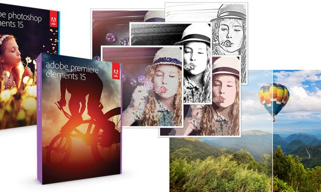 Adobe veröf­fent­licht Photoshop Elements 15 und Premiere Elements 15