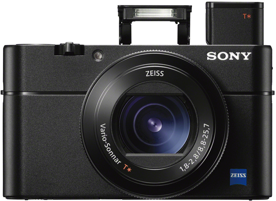 Sony RX100 V Front