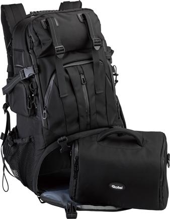Rollei Outdoor-Rucksack 60L