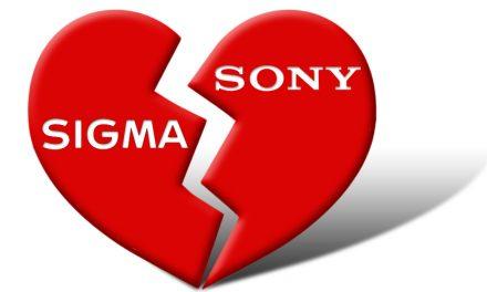 Sigma und Sony-Kameras: Ende einer Beziehung?