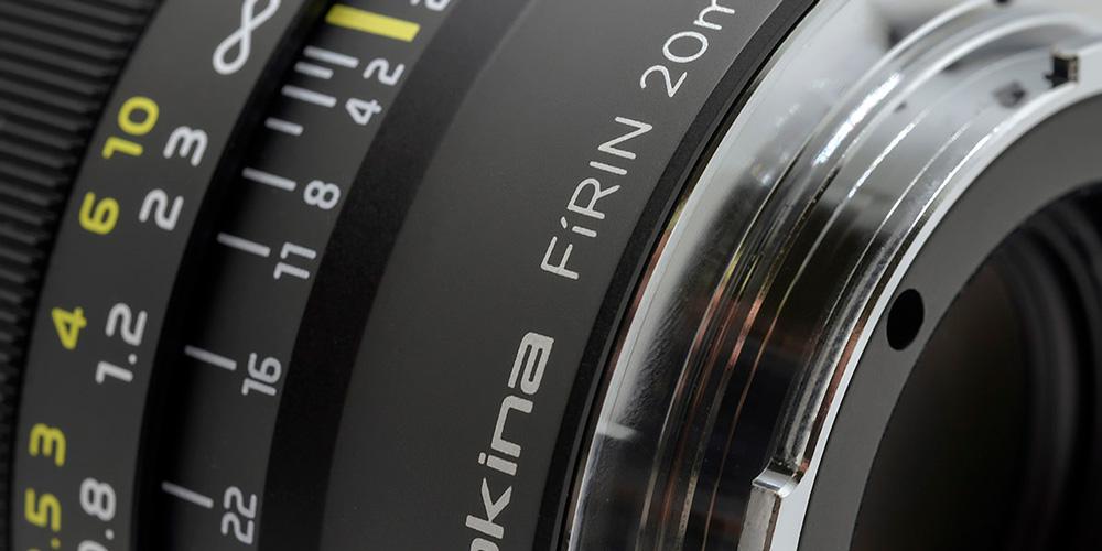 Tokina Firin 20mm f/2.0 FE offiziell vorgestellt