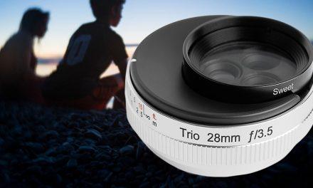 Lensbaby Trio 28: Drei Effekte mit einem Objektiv