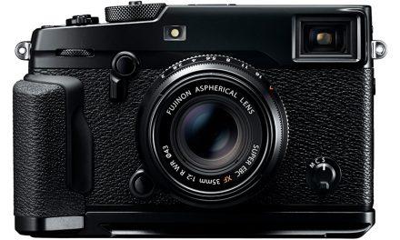 Fujifilm: Großes Firmware-Update für X-Pro2