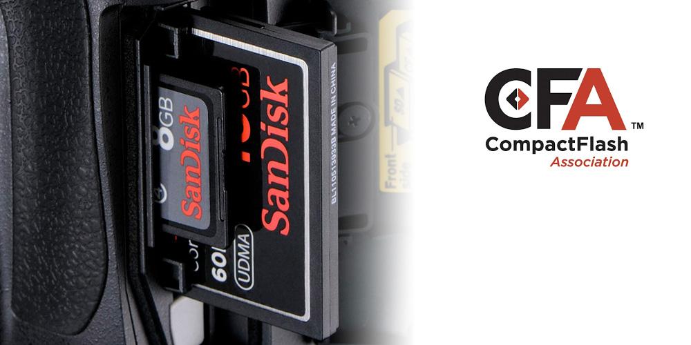 CFexpress: Ultra-schnelle CF-Karten angekündigt