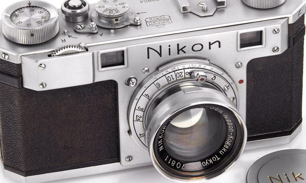 Westlicht versteigert rare Nikon-Kamera