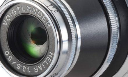 Neu von Voigtländer: Vintage-Normalbrennweite für Leica M