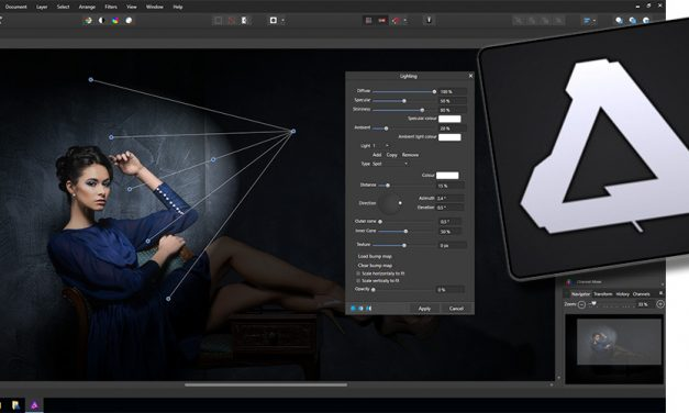 Affinity Photo jetzt auch für Windows erhältlich