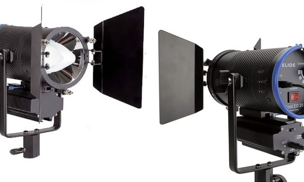 Helios LED mobile 20 Watt: Dauer­licht für Studio und on location