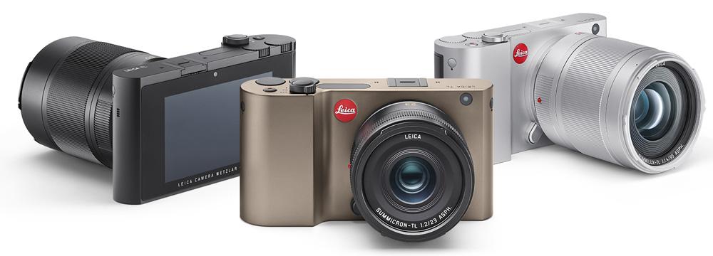 Leica TL löst Model T (Typ 701) ab
