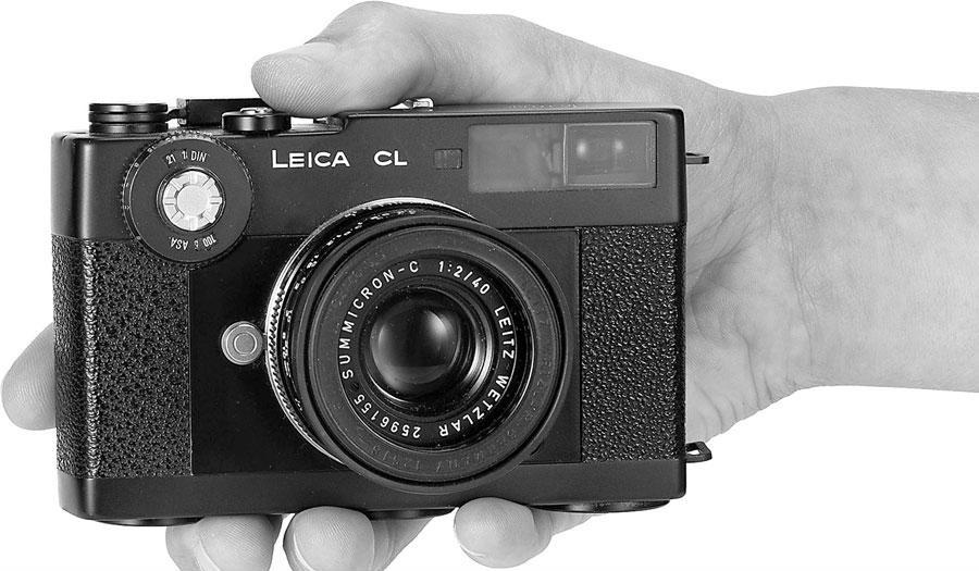 Leica CL (Compact Leica)