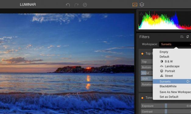 Luminar: Neuer RAW-Konverter exklusiv für Mac