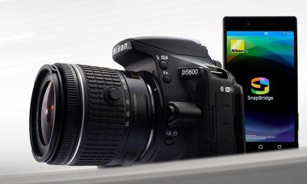 Nikon präsentiert Mittelklasse-DSLR D5600