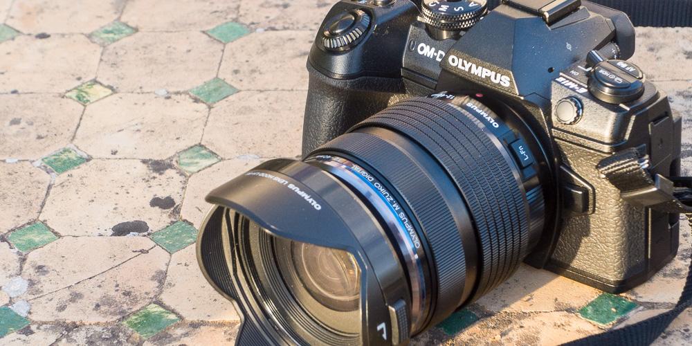 Erster Eindruck: Olympus OM-D E-M1 Mark II