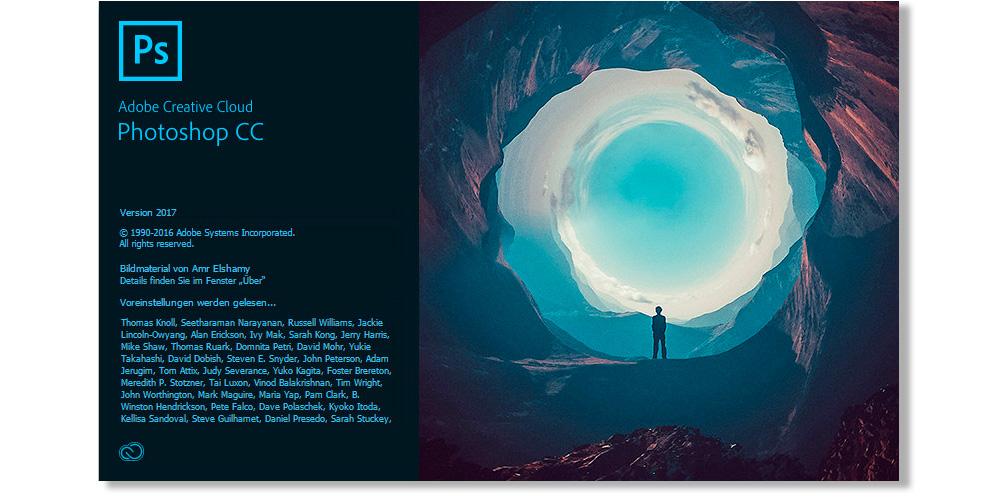 Adobe Photoshop CC 2017: Viele Detailverbesserungen
