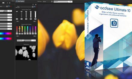 Photoshop-Alternative: ACDSee Ultimate 10 vorgestellt