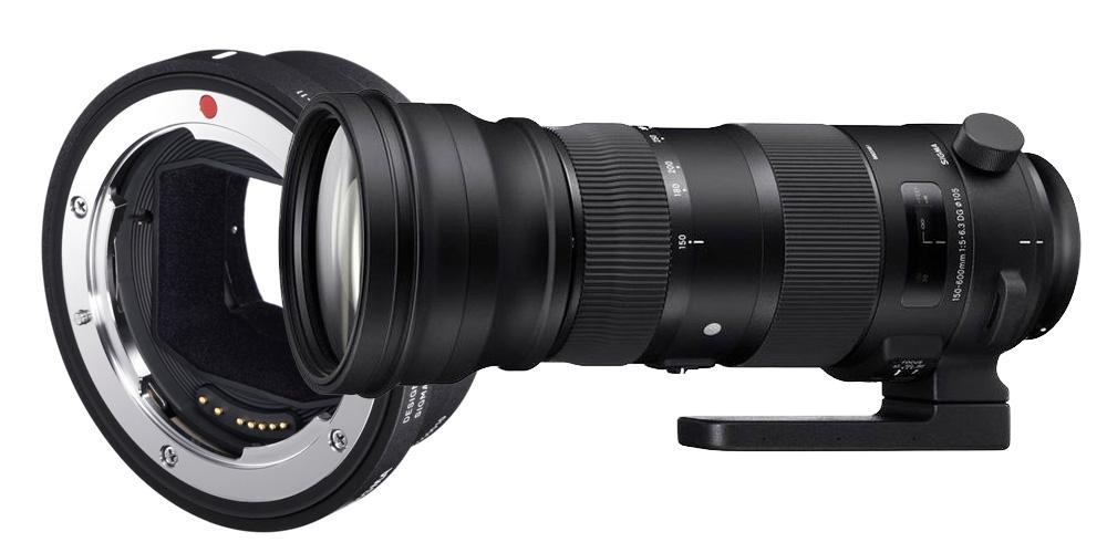 Firmware-Update für Sigma 150-600mm F5-6.3 DG OS HSM und MC-11